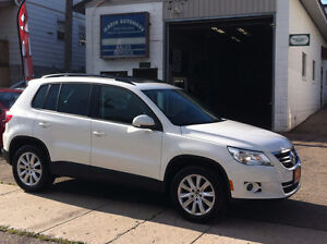 (SOLD TO A VERY NICE PERSON) 2010 Volkswagen Tiguan Highline SUV