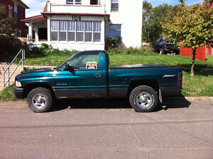 1997 Dodge Ram V8 1500 Sport PRICE REDUCED