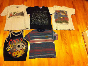 Boys size 5/6 summer clothes package 2