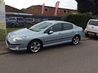 Peugeot 407 X-Line 2.0 HDI Diesel VGC All Major Credit Debit Cards Accepted