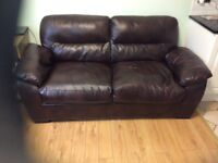 3 Seater Sofa, Recliner Chair and Foot Stool