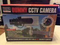 Dummy cctv camera (new)