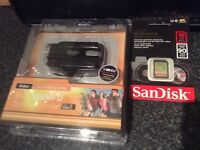 Digital camcorder new with card reader new