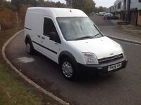 FORD TRANSIT CONNECT T230 TWIN SIDE DOORS RARE