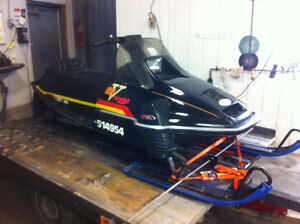 Old reliable for sale lookin for a newer sled Peterborough Peterborough Area image 2