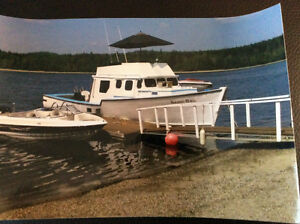 Converted Boat NEW PRICE!!!!