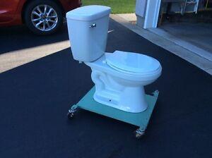 Toilette 7ans très propre