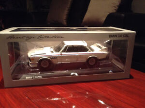 1/18 diecast cars bmw 3.0 csl heritage collection