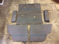 Classic mini studio 2 door panels £40