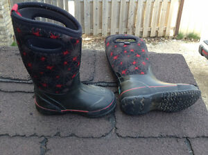 Children's genuine BOGS boots for sale