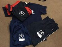 Archbishops boys PE kit, uniform