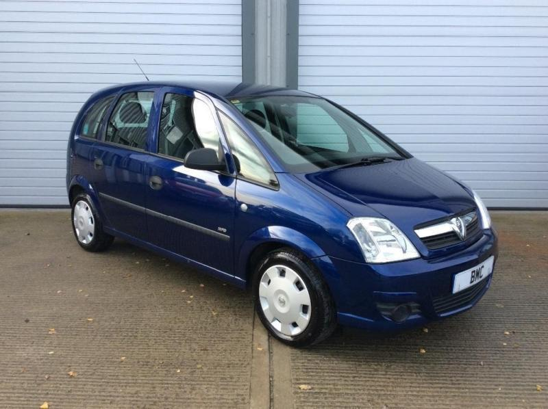 2008 Vauxhall Meriva 1.3 CDTi 16v Life 5dr