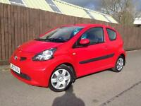 Toyota AYGO Automatic 1.0 ( 67bhp ) MMT AYGO+...ONLY 39,000 Miles..