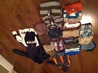Size 5-6 boys clothes great deal!!!