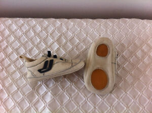 Size 4 soft sole baby shoes