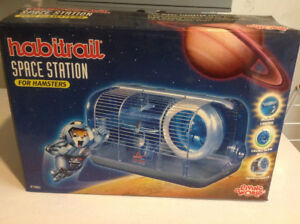 Habitrail Space station for hamsters