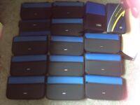 Cd / DVDs storage case's x 15