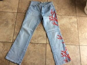 Authentic Versace Jeans size 4-6 West Island Greater Montréal image 1