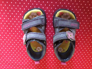 Chaussures fille tailles 19 et 20