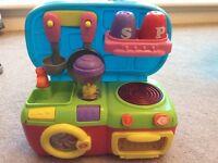 Mini 1st Kitchen