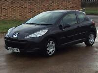 2010 '60' Peugeot 207 1.4HDI S (70) with Air Conditioning 76,000 Miles