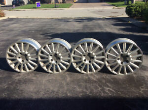 Aluminum Car Rims