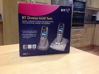 BT Diverse 6410 Twin Pack