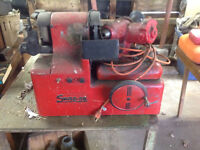 "Snap On valve grinder plus accessories $ 150.00"" obo"