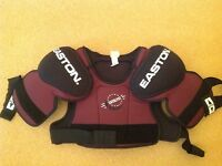 Easton Ice hockey body armour -old but hardly used-M