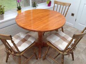 John Lewis kitchen table
