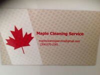 MAPLE CLEANING  SERVICE - THE BEST UKRAINIAN CLEANING !!!