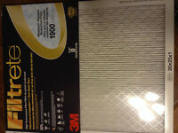UNOPENED FILTRETE HIGH PERFORMANCE FURNACE FILTER