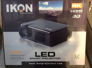 NEW SMART PROJECTOR TV North Shore Greater Vancouver Area image 1