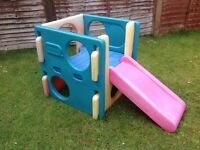 Little tikes activity cube and slide - Acomb/Foxwood York