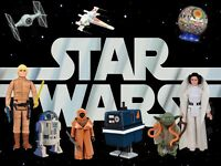 We buy vintage Star Wars collections