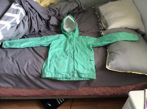 North face spring jacket