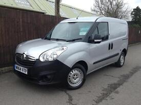 Vauxhall Combo 1.3CDTi 16v L1H1 ( s/s ).....1 OWNER....AIR CONDITIONING...