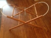 Baby crib stand (Folding) - Mothercare