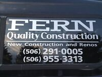 Over 30 years experience Construction,renovations