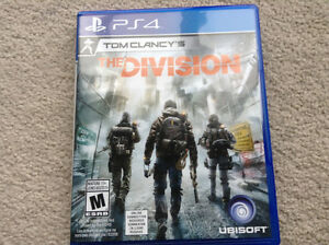 Tom Clancy's The Division PS4 $25