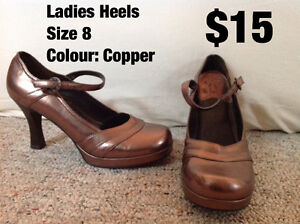 Ladies Shoes-Various