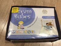Dream Tubes single bed spare sheet - NEW