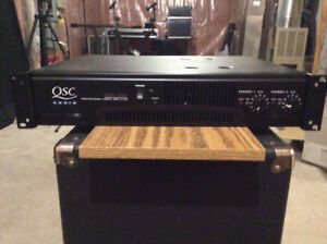 RMX 2450 QSC Stereo Power Amp For Sale