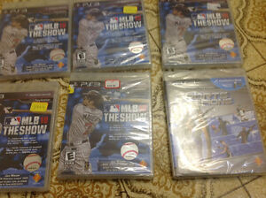 PlayStation 3. Six games new  sealed best offer Kitchener / Waterloo Kitchener Area image 3