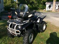 yamaha 4 wheeler