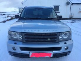 2006 Range Rover Sport HSE REDUCED !