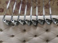 Taylormade M2 Irons 4 to SW