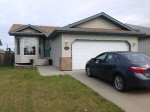 Sherwood Park House For Rent November 1st