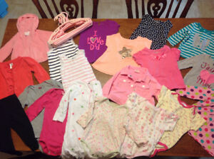 Baby girl clothes 6 to 12 months