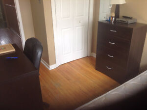 Furnished room for rent-- Avalon Mall area